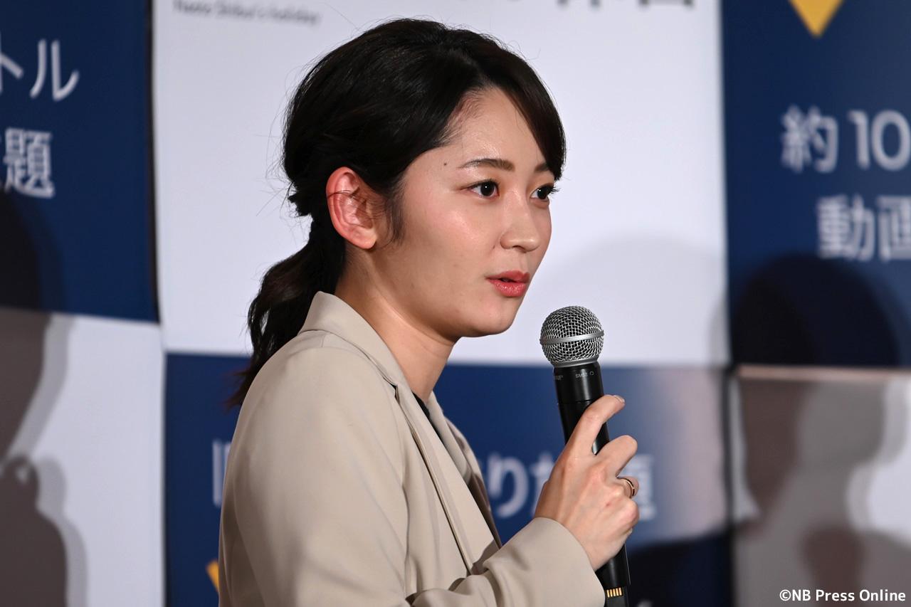 竹﨑由佳(テレビ東京アナウンサー)