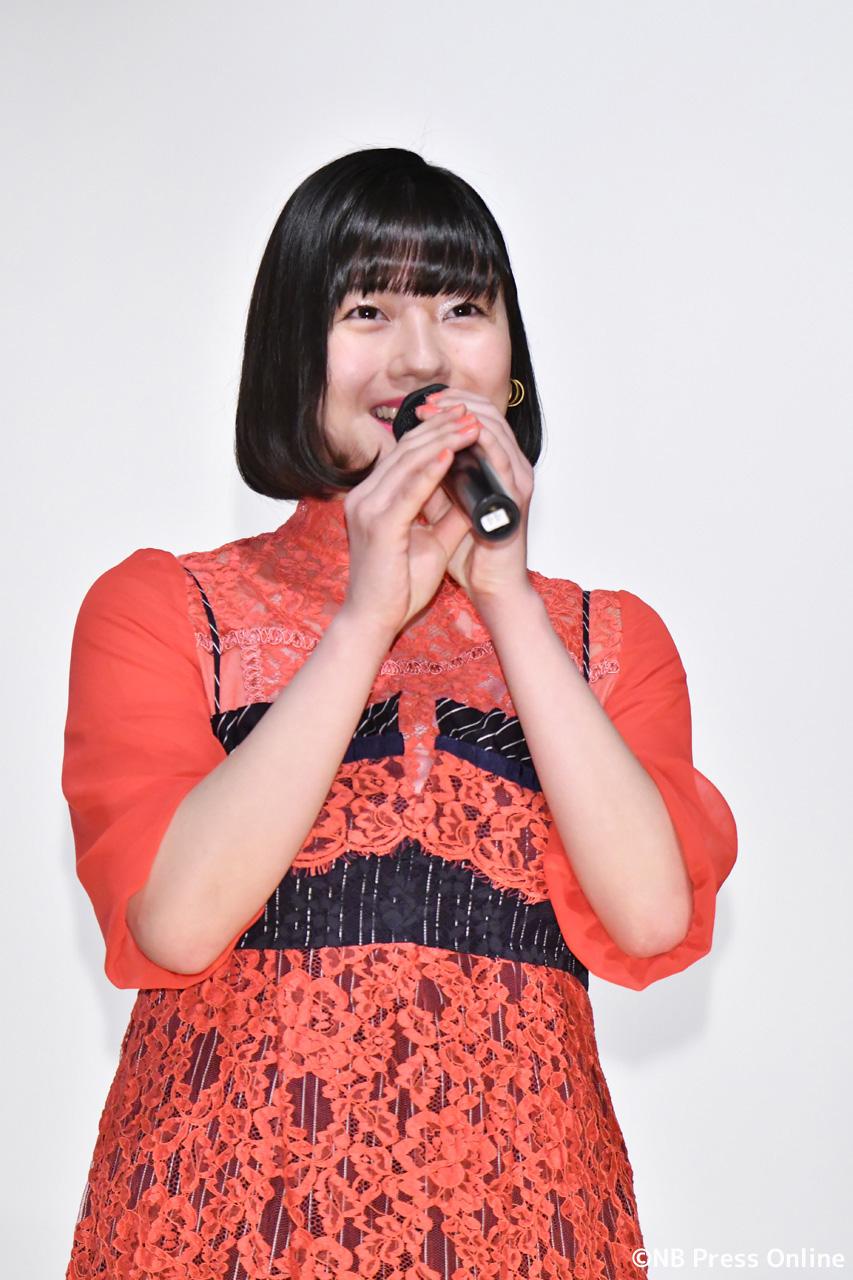 倉島颯良 - 映画『21世紀の女の子』