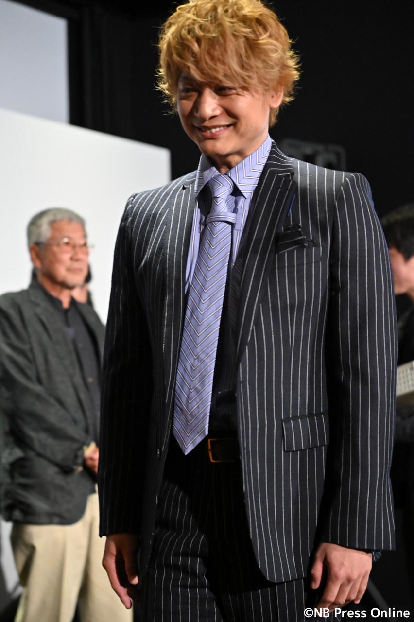 香取慎吾 - 映画『凪待ち』