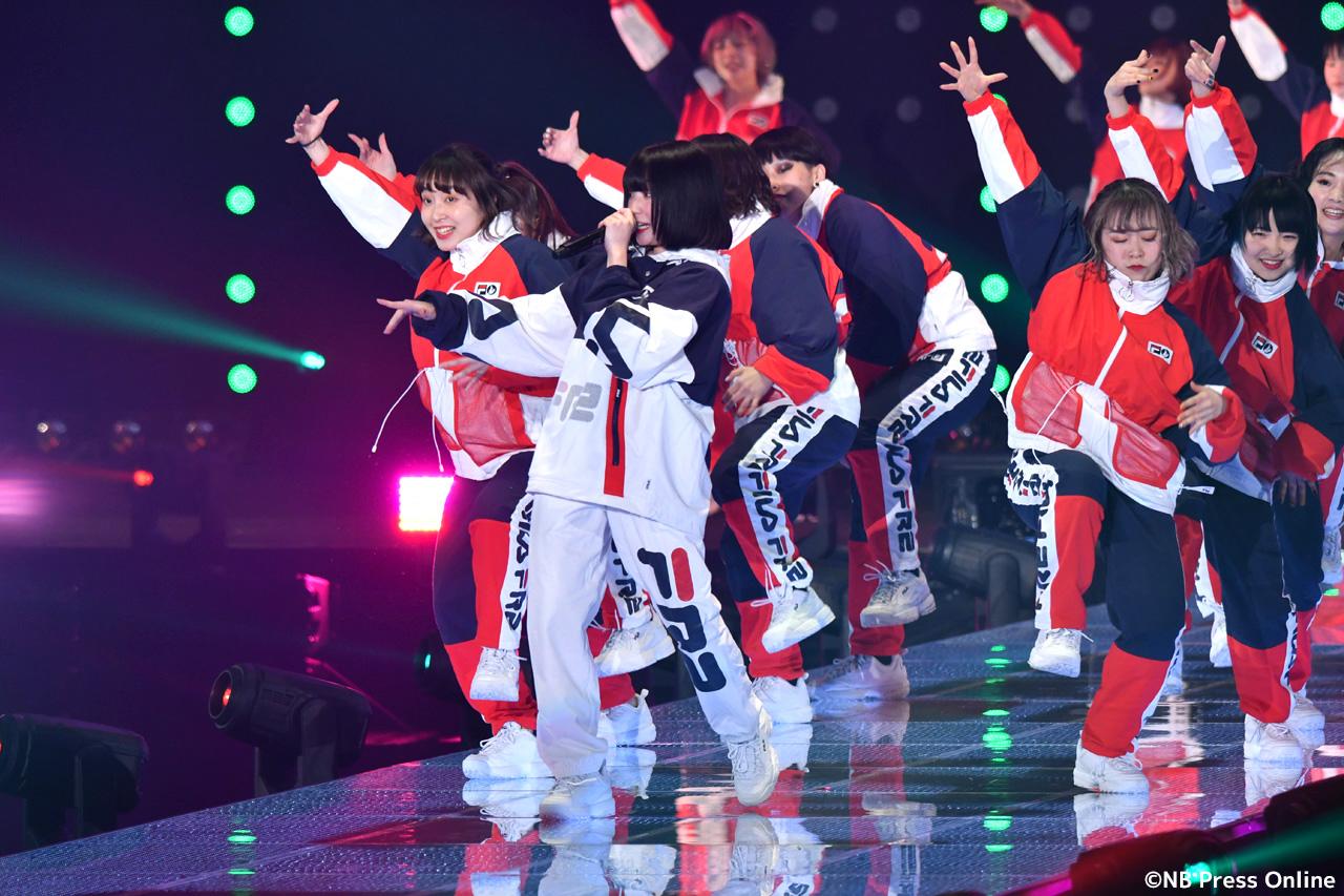 吉田凜音 - TGC 2019 S/S
