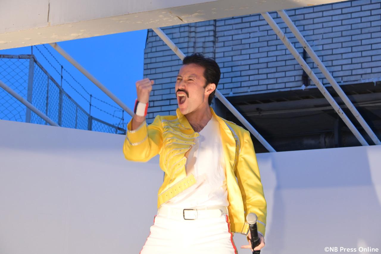 """ボヘミアン・ラプソディ""""ライヴ・エイド完全版""""フェス in JAPAN"""