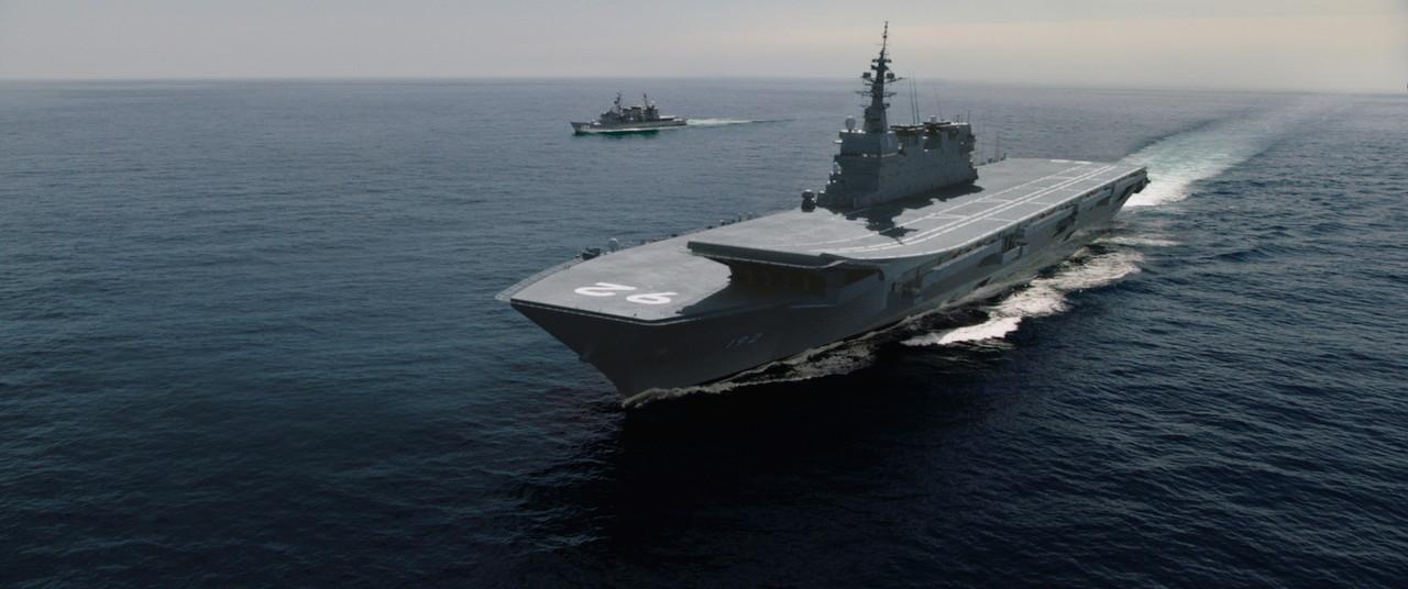 航空機搭載型護衛艦〈いぶき〉