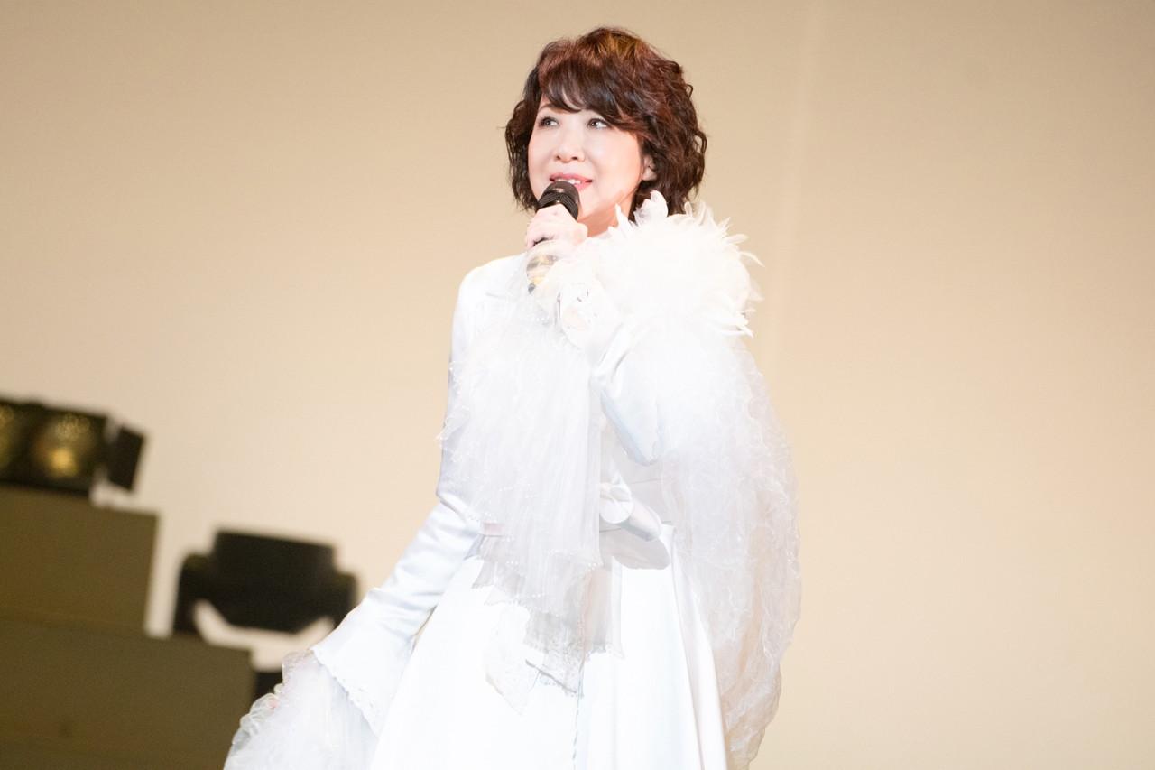 伊藤蘭 ファースト・ソロ・コンサート