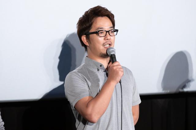 池添隆博 総監督