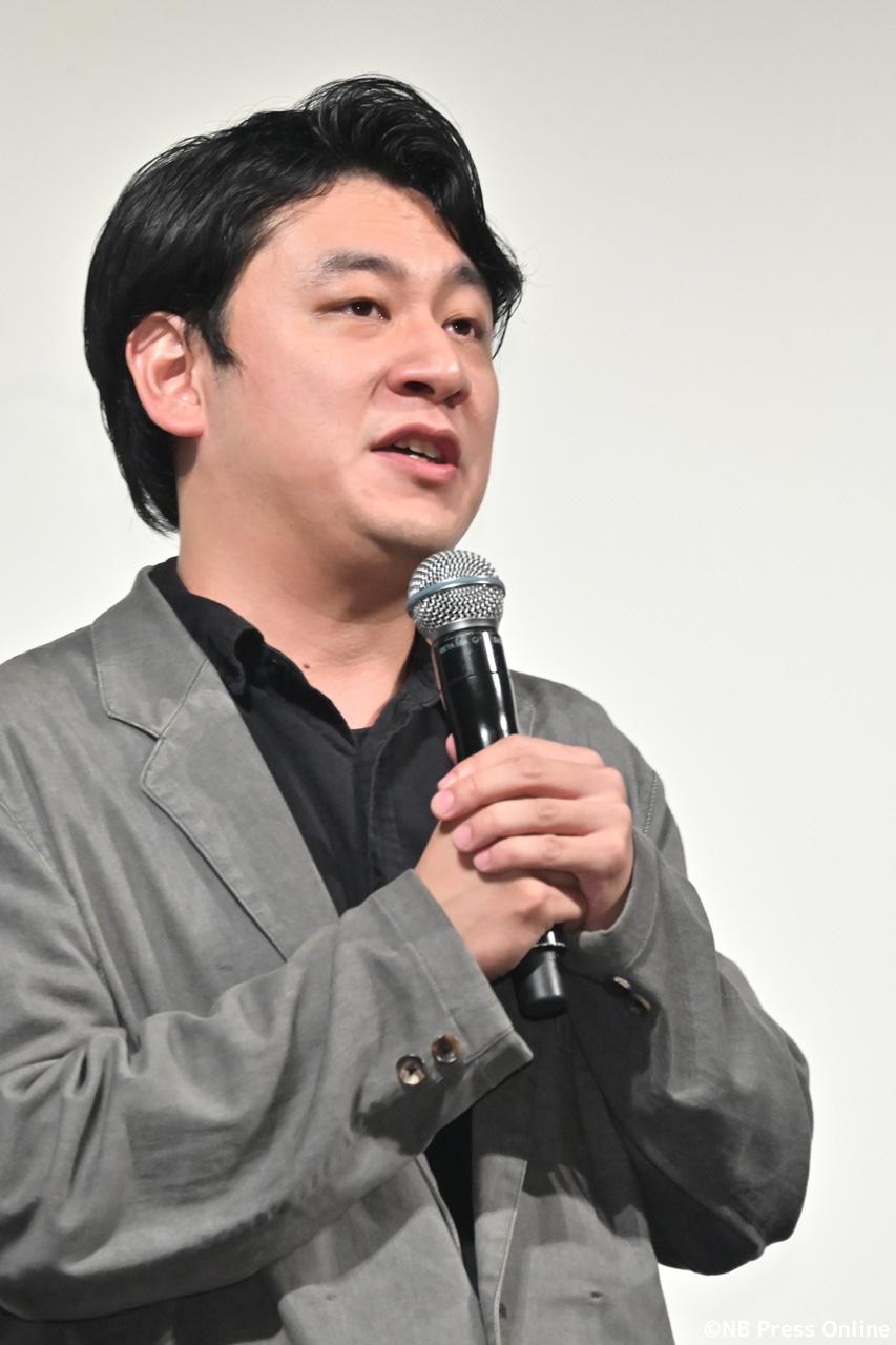 中川龍太郎監督