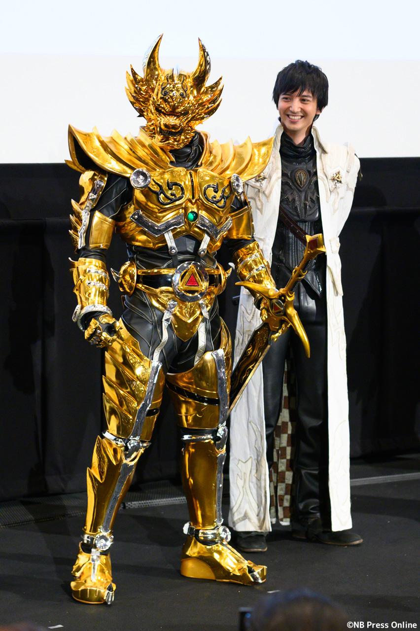 黄金騎士ガロ