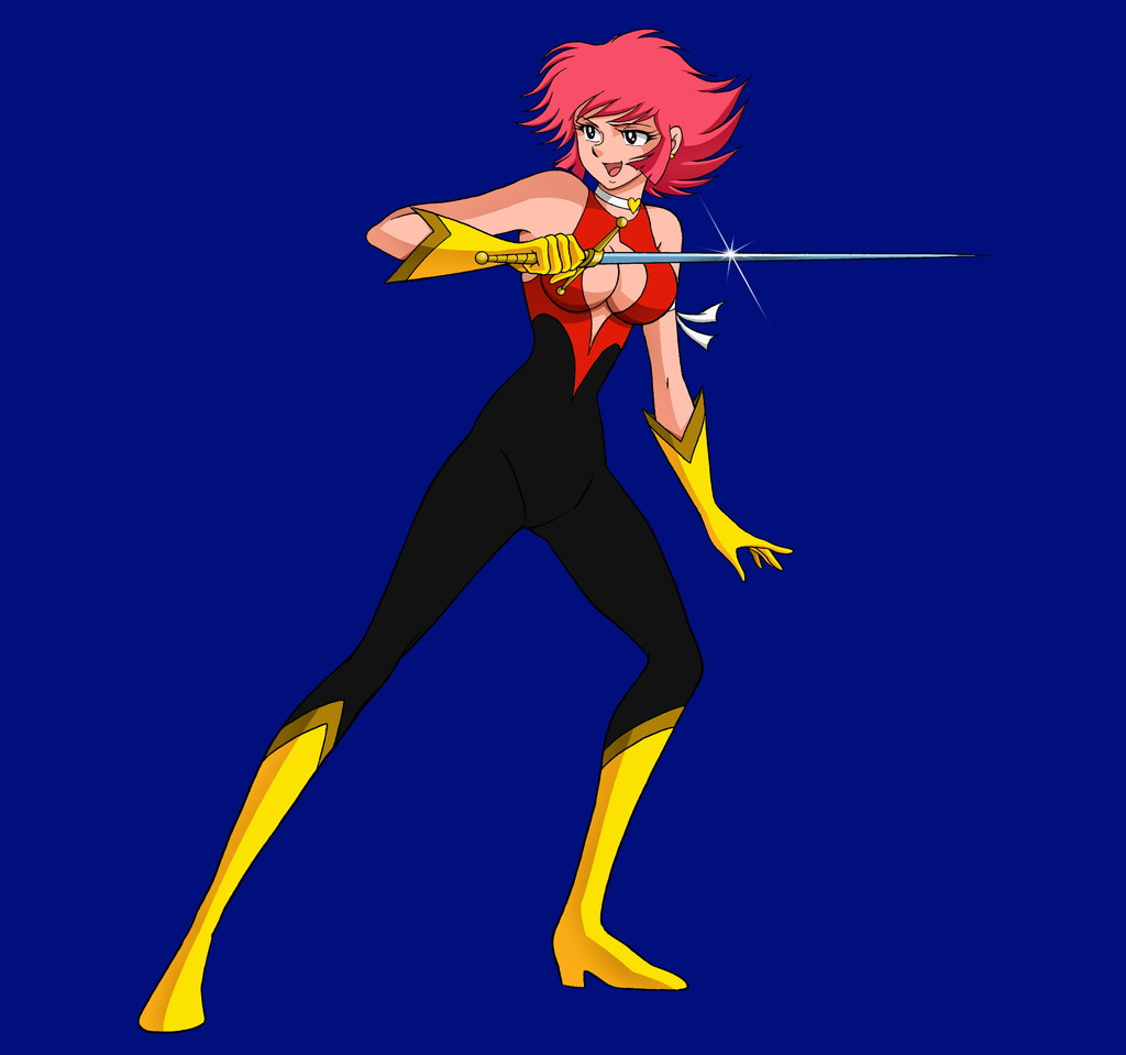 Cutie Honey Emotional
