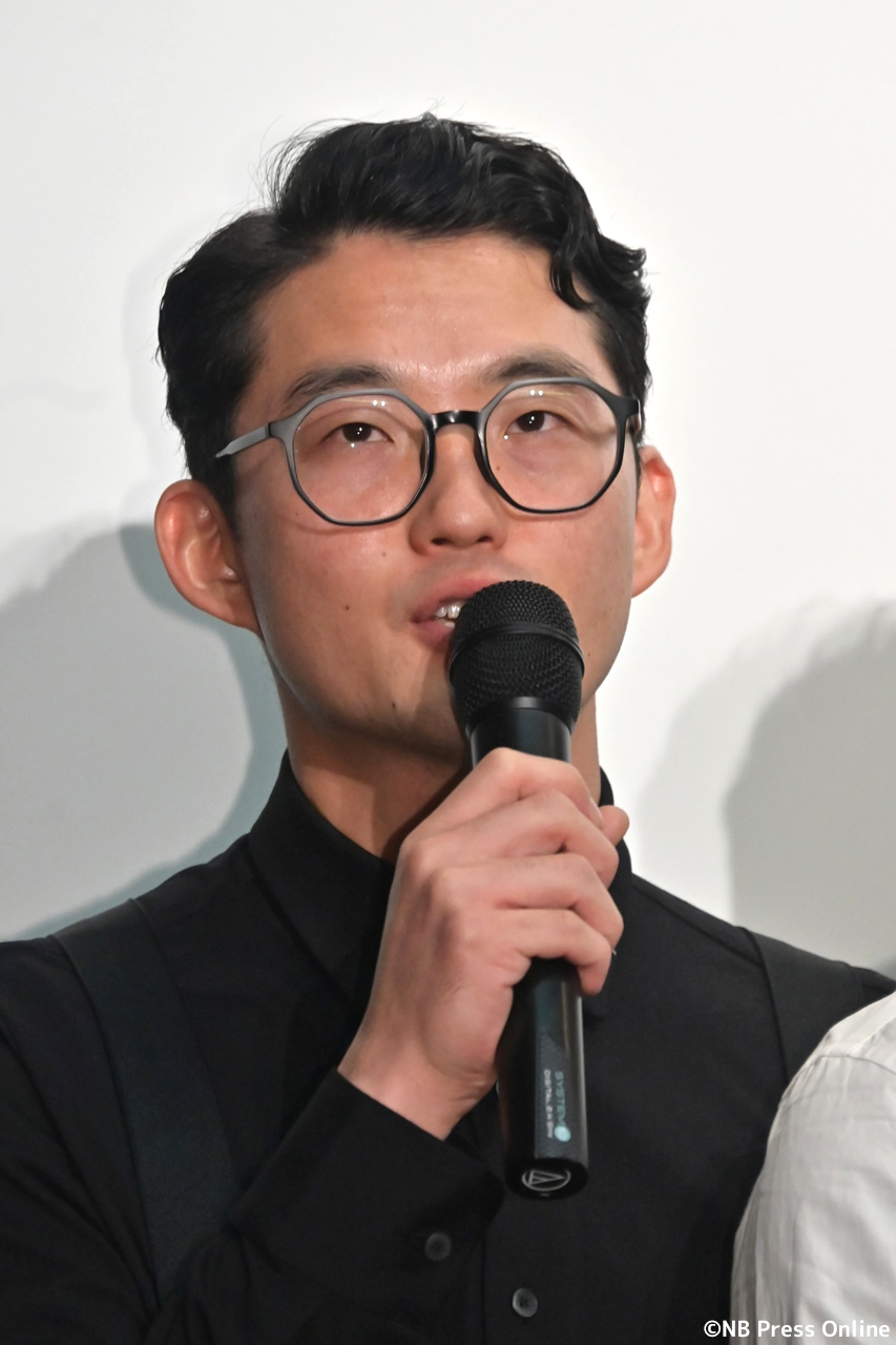 中村無何有(杉浦幸雄 役)