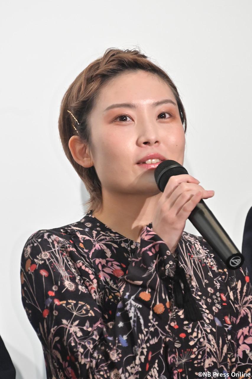 福永マリカ(二葉 役)