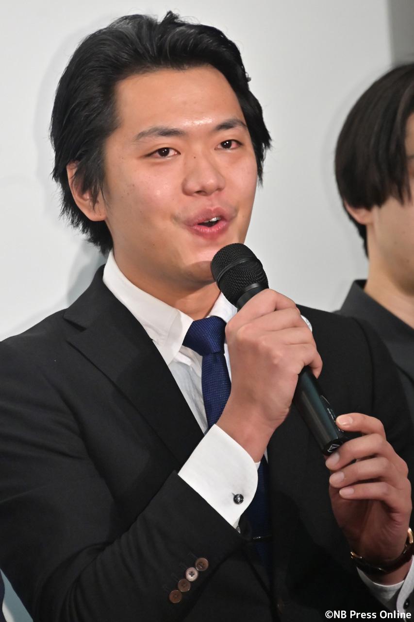 江刺家伸雄(坂本繁二郎 役)