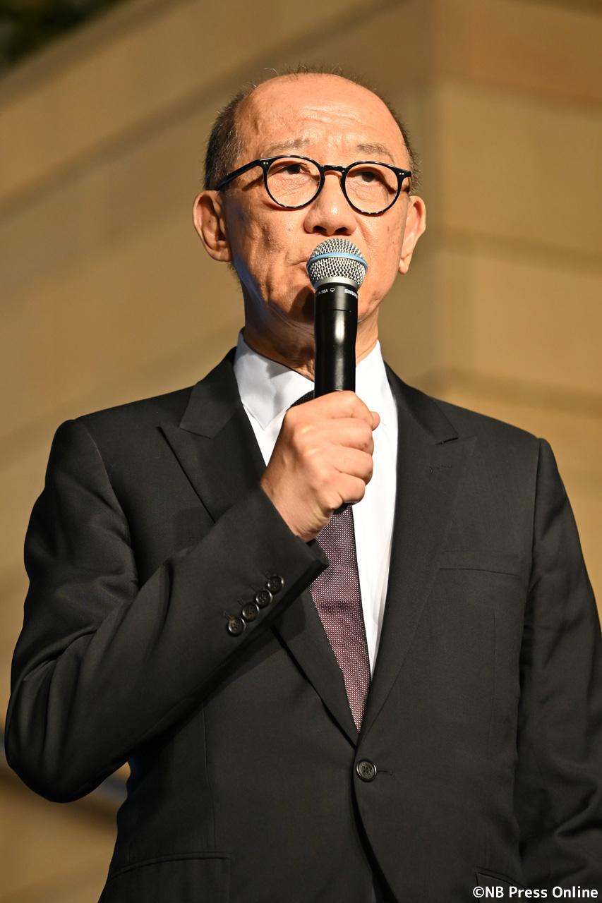 テレンス・チャン プロデューサー