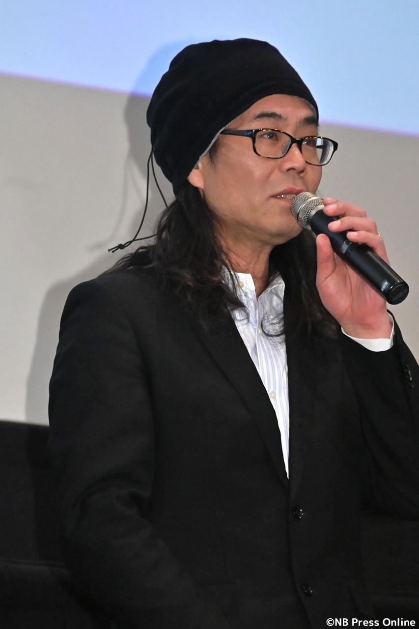 英勉(はなぶさつとむ)監督