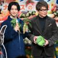 哀川翔、千葉雄大を悪に染める宣言!『ピーターラビット2/バーナバスの誘惑』日本語吹替版声優発表会見