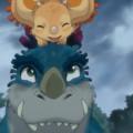恐竜キャラクター紹介【ティラノ編】。長編アニメーション映画『さよなら、ティラノ』