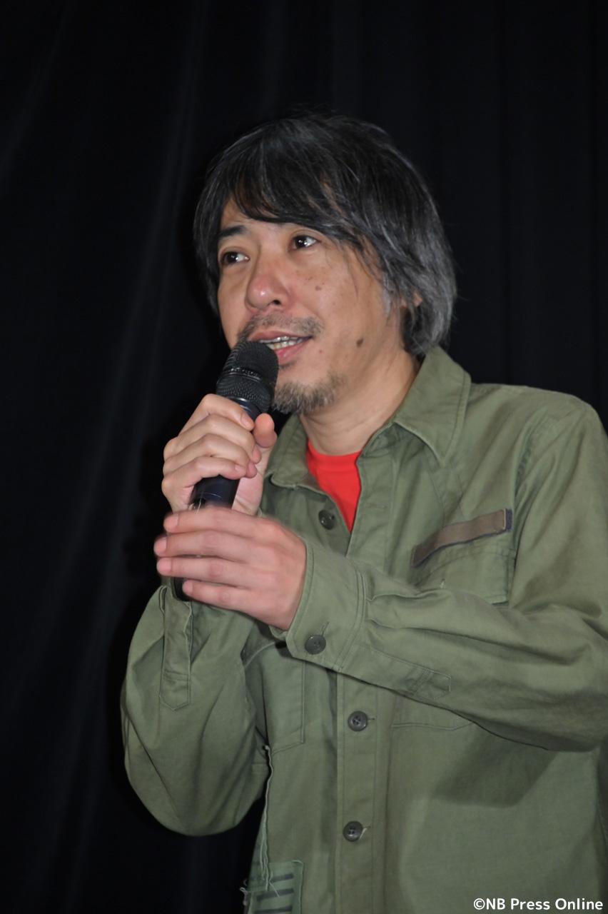 豊田利晃監督
