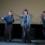 『キングダム』で対決共演の坂口拓×山﨑賢人が剣術披露。映画『狂武蔵』完成披露無観客イベント
