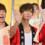 河合「A.B.C-Zは少年隊精神しっかり受け継ぐ」 映画『オレたち応援屋!!』大ヒット祈願イベント