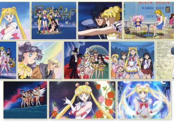 発表!全美少女戦士セーラームーンアニメ大投票
