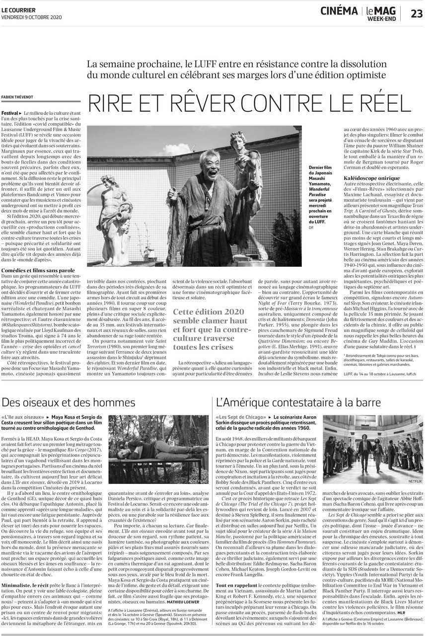 ル・クーリエ新聞