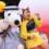 フワちゃん「スヌーピーみたいに周りの友だちをたくさん大切にする!」SNOOPY HAPPINESS FLOAT出発式