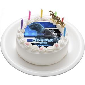 ゴジラフェスケーキ