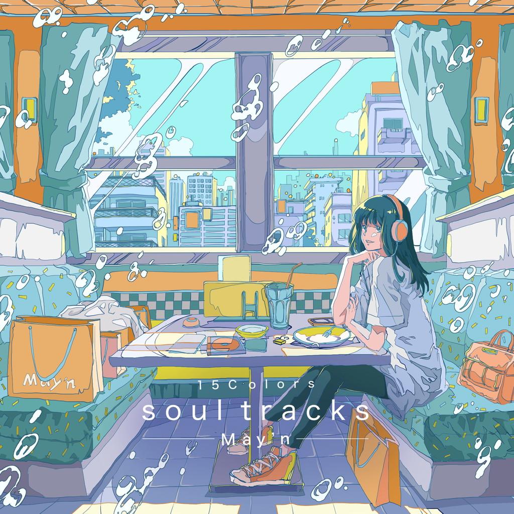 15Colors -soul tracks-