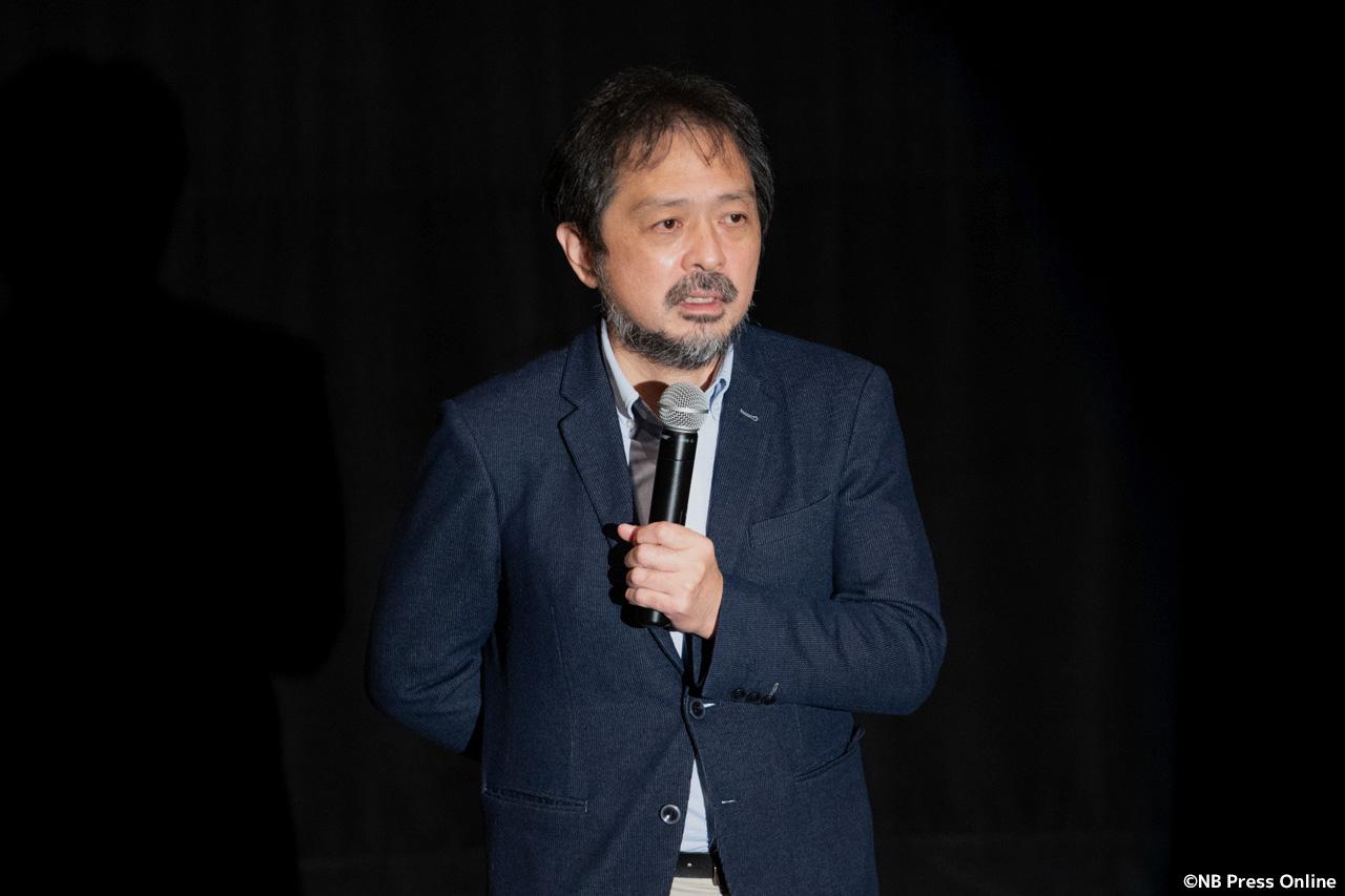 上坂浩光監督