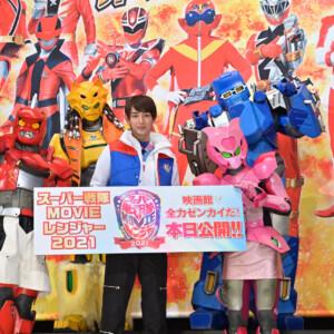 機界戦隊ゼンカイジャー THE MOVIE 赤い戦い!オール戦隊大集会!!