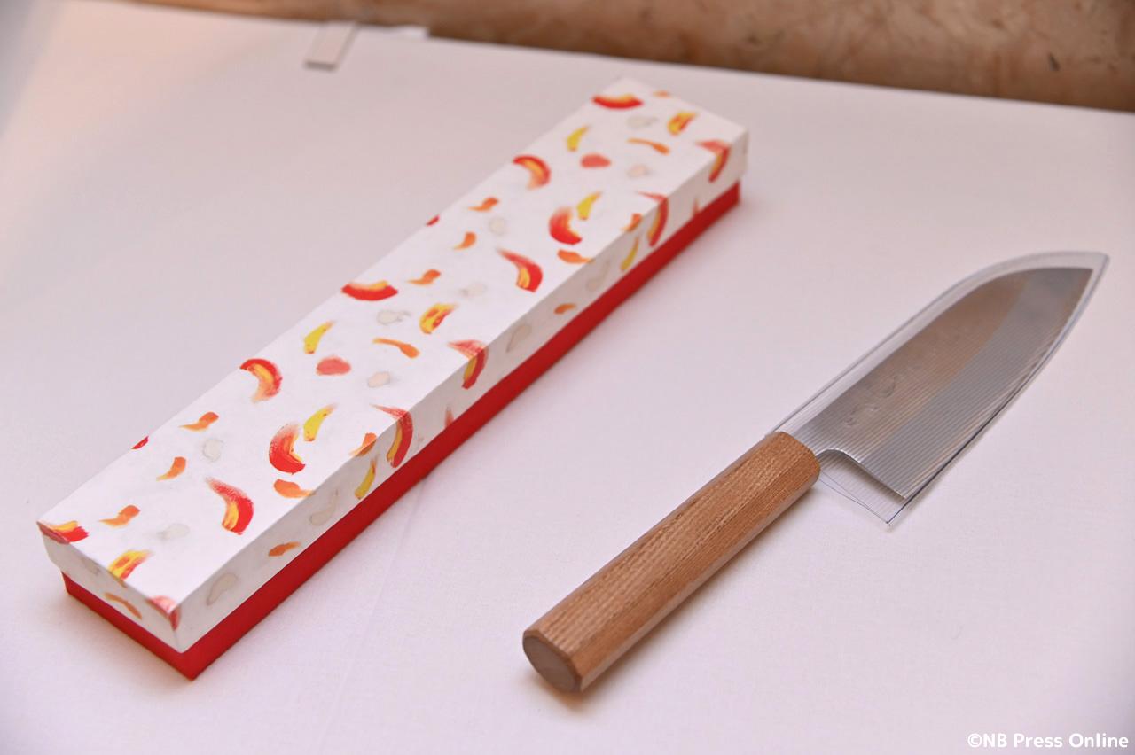 越前打刃物 包丁