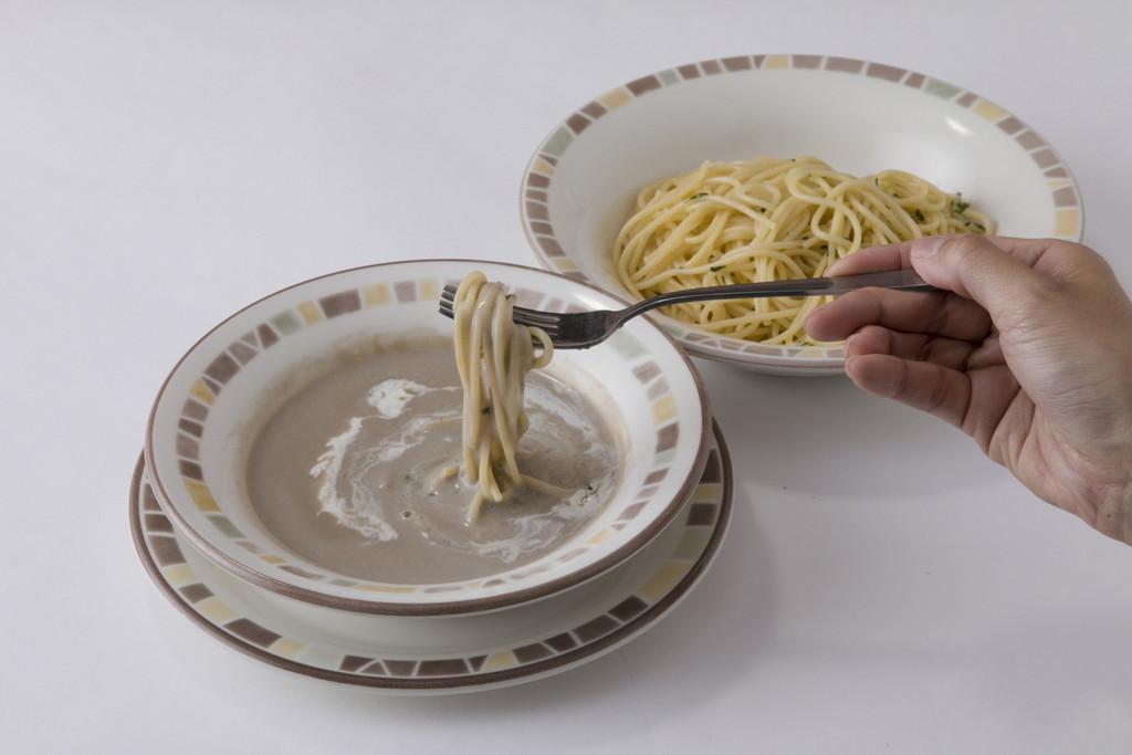 イタリア風つけ麺