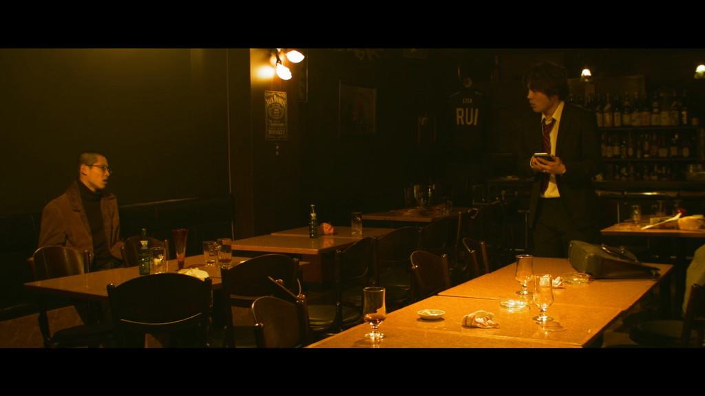 『閉ざされた二日酔い』(2017)