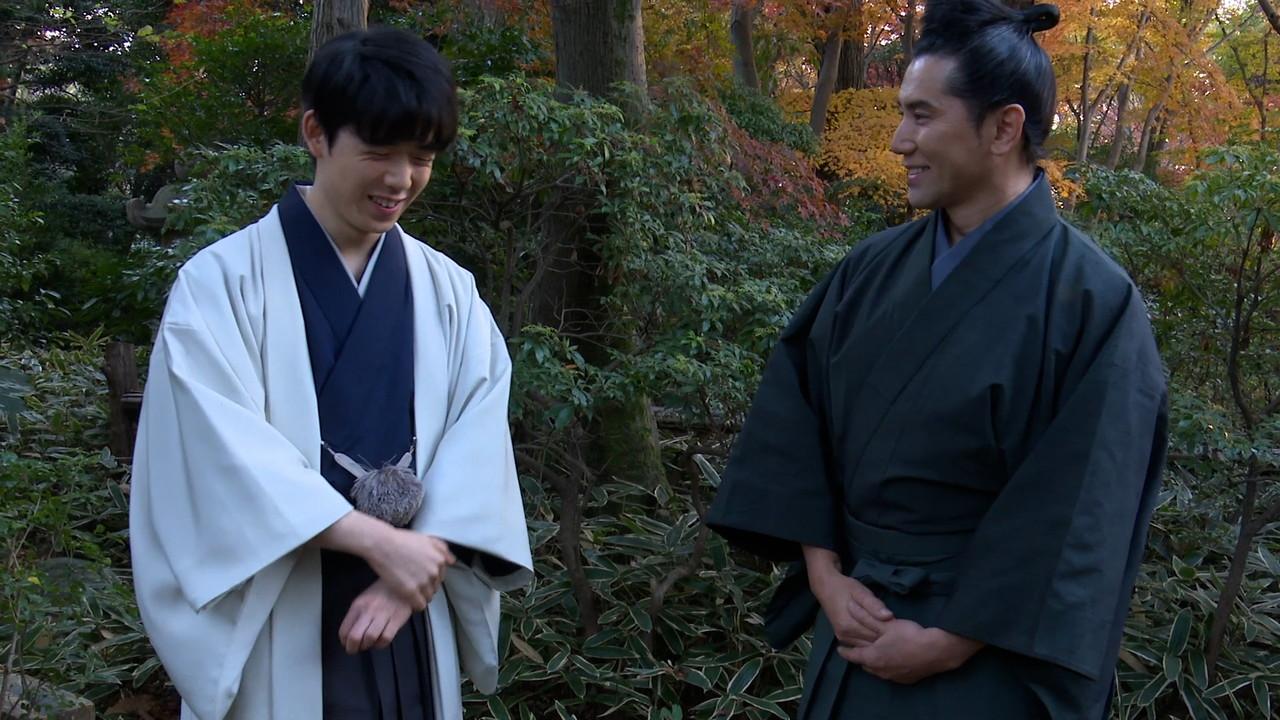 藤井聡太王位・棋聖×本木雅弘対談