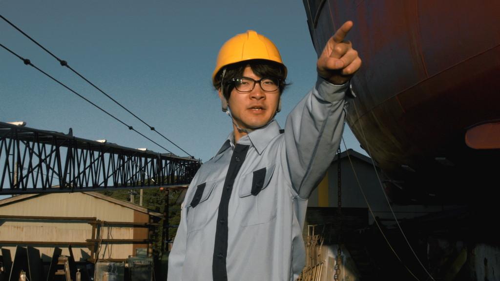『バイトファイター 七の業を持つ男』(2015)