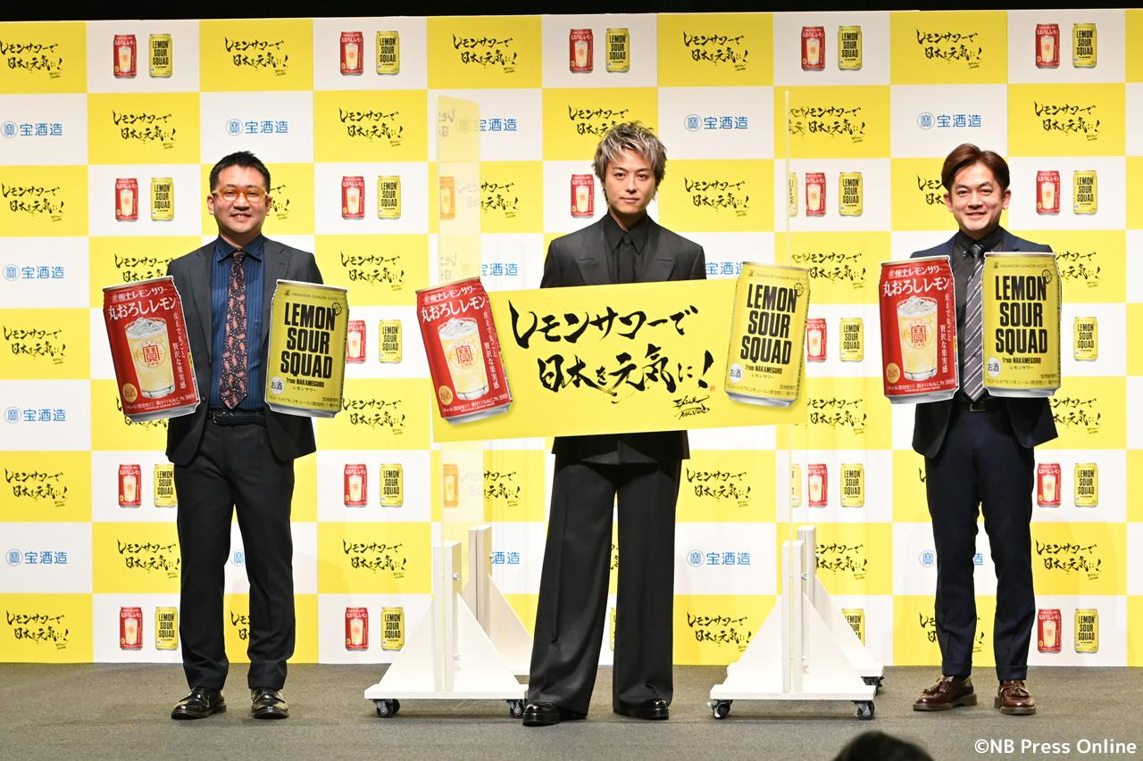 2021年度「レモンサワーで日本を元気に!」プロジェクト発表会