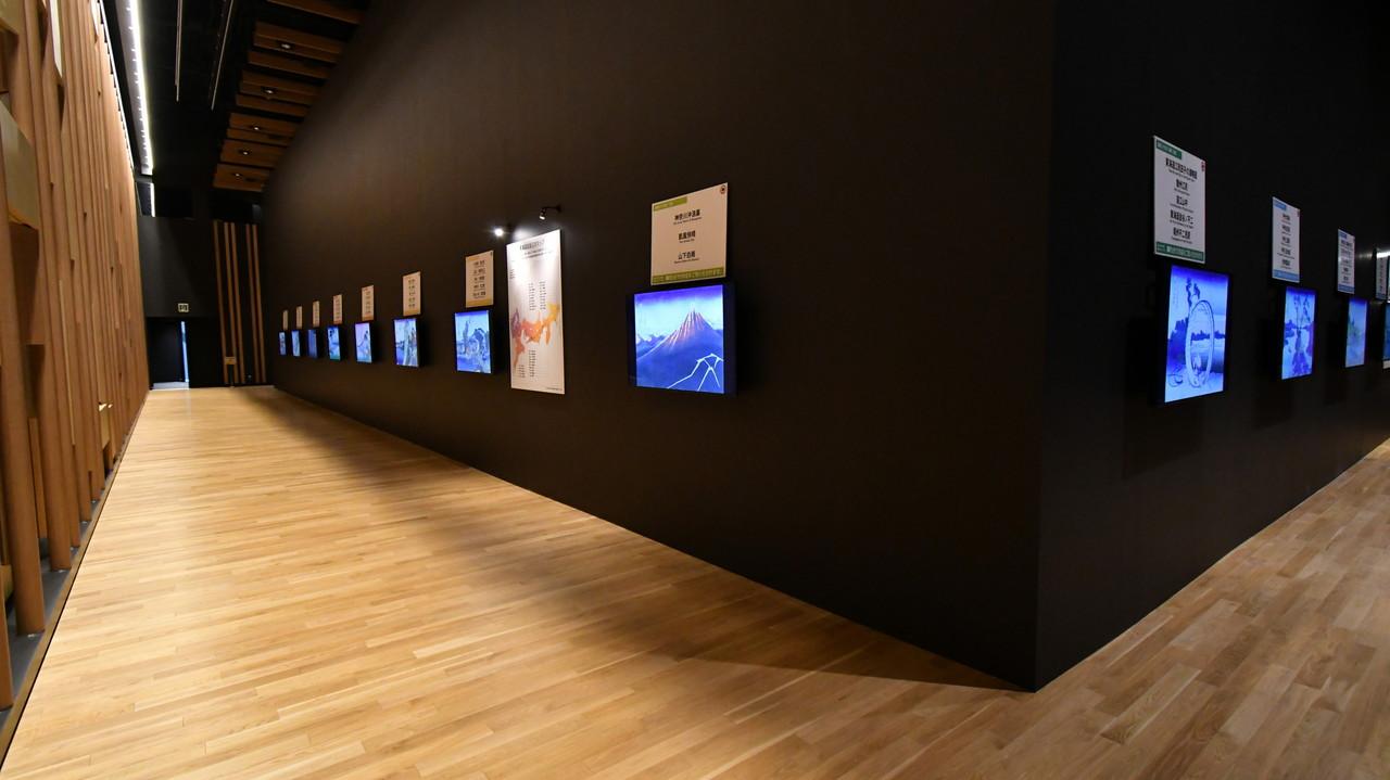 巨大映像で迫る五大絵師 - 北斎・広重・宗達・光琳・若冲の世界 -