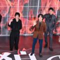 松坂桃李&鈴木亮平「最後のシーンは三日三晩かかった」豪華キャスト登壇、映画『孤狼の血 LEVEL2』完成披露プレミアイベント