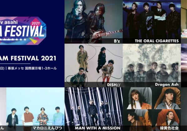 テレビ朝日ドリームフェスティバル2021