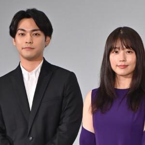 『映画 太陽の子』公開初日舞台挨拶