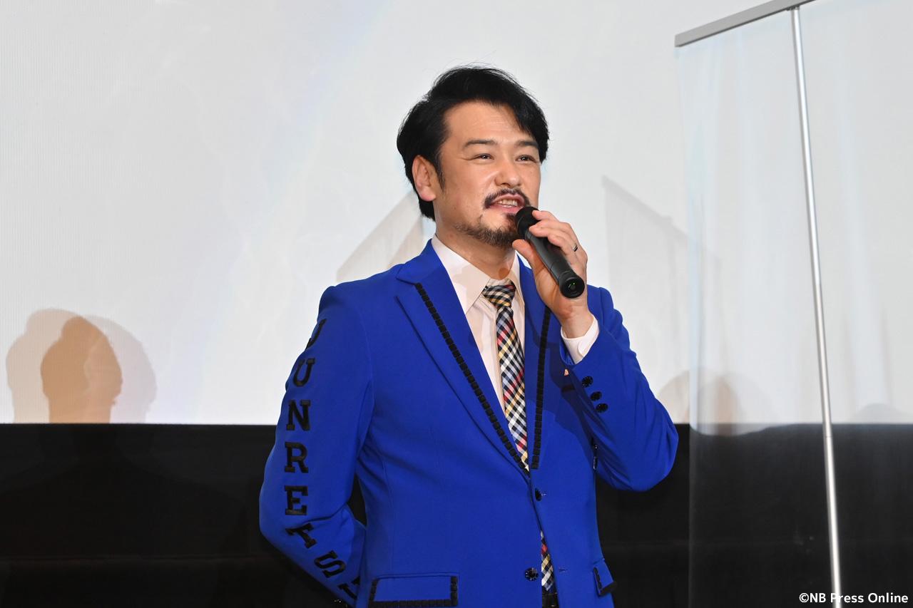 スーパー戦闘 純烈ジャー