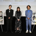 「作品を絶やしたくない」有村架純×志尊淳 映画『人と仕事』完成報告トークイベント