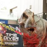 「DINO-A-LIVE PREMIUM TIME DIVER 2021 MESOZOIC ODYSSEY 中生代への旅」記者発表